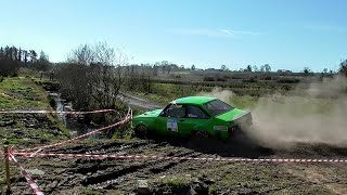 Clips from a very dusty and dry midland stages rally which was round two of the Triton Showers National Rally Championship. Action from SS1,3,5,7 and 9. Well done to overall winner Sam Moffett. Make sure to Like, Share and Subscribe!
