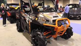 7. 2016 Polaris RANGER XP 900 EPS High Lifter Edition ...