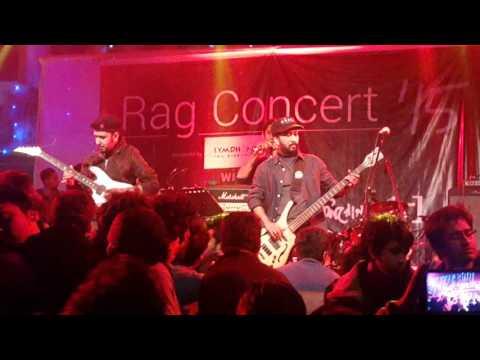 Shironamhin - Bhalobasha Megh (ভালোবাসা মেঘ) (Live at BUET) [23-12-2015]