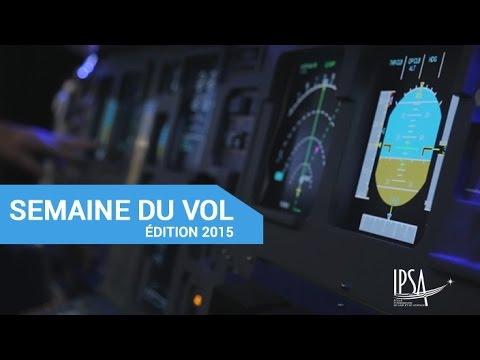 Semaine du vol 2016 à IPSA Toulouse