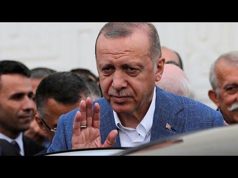 Ερντογάν: Τα στρατεύματά μας στην «Βόρεια Κύπρο» δεν μειώνονται…