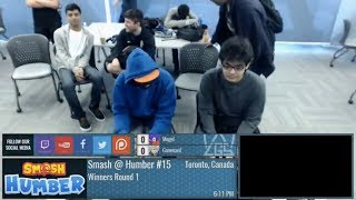 Smash @ Humber #15 • July 13rd, 2017 • Streamed by LGS https://lgs.gg/ • Live on www.twitch.tv/logicgatestudiosPledge to LGS to support Ontario Smash https://lgs.gg/pledge/Brackets on http://lgsgg.challonge.comHumber College, Toronto, Ontario, CanadaEvery Thursday  Singles - 6:00PM EST  Doubles - 5:00PM ESTAre you from the GTA and interested in joining smash tournaments? Visit our community page to learn how to get involved! https://lgs.gg/ontario/community/ Smash @ Humber #15 • July 13rd, 2017 • Streamed by LGS https://lgs.gg/ • Live on www.twitch.tv/logicgatestudiosPledge to LGS to support Ontario Smash https://lgs.gg/pledge/Brackets on http://lgsgg.challonge.comHumber College, Toronto, Ontario, CanadaEvery Thursday  Singles - 6:00PM EST  Doubles - 5:00PM ESTAre you from the GTA and interested in joining smash tournaments? Visit our community page to learn how to get involved! https://lgs.gg/ontario/community/
