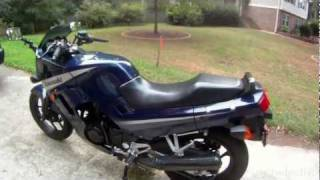3. Review of the 2004 Ninja 250