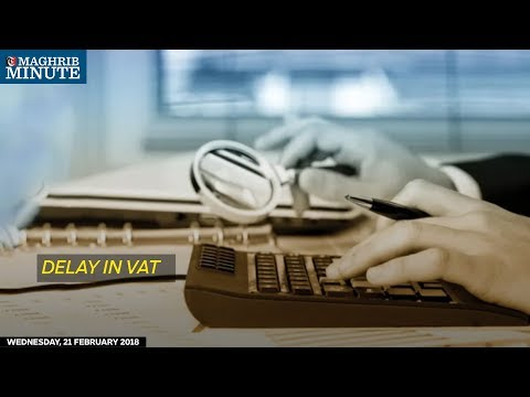 Delay in VAT