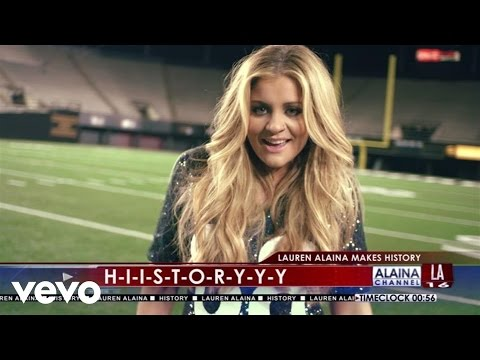 History Lyric Video