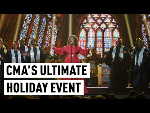Watch CMA Country Christmas 2019   Dec. 3 at 9 8c on ABC   CMA
