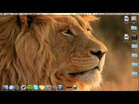 os x lion - Mac OS X 10.7 Lion: Review -- In this video I give my final review of Mac OS X 10.7 Lion and what I think of all of the new features. Features included in th...
