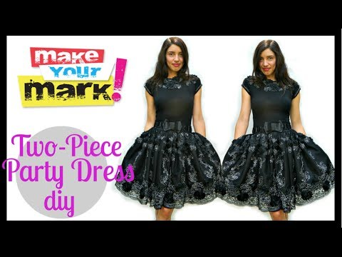Party Dress DIY
