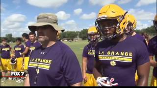 La Grange (TX) United States  city pictures gallery : FOX 7 Football Field Trip: La Grange | 8/2016