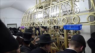 Żydowskie święto w Polsce, obchodzone bez maseczek…