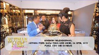 Video MEWAH! Hotman Paris Jalan-jalan & Beli Sepatu Seharga Rp40 Juta di Hotman Paris Show, 04 April MP3, 3GP, MP4, WEBM, AVI, FLV Mei 2019