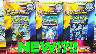 NEW MYSTERY POWER BOXES - Opening 3 Pokemon Cards Mystery Power Boxes by ThePokeCapital