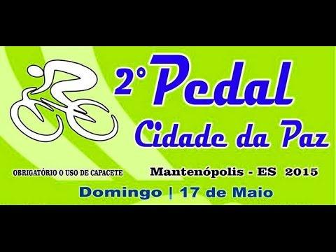 2° PEDAL CIDADE DA PAZ 17/ 05 /2015- MANTENOPOLIS - ES / BRASIL -   FOTOS