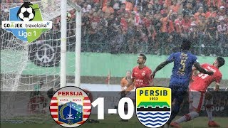 Video Persija Jakarta vs Persib Bandung 1-0 - All Goals & Highlights - Liga 1 - 03/11/2017 MP3, 3GP, MP4, WEBM, AVI, FLV Mei 2018