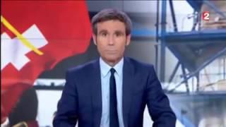 Video David Pujadas s'énerve en direct sur France 2 MP3, 3GP, MP4, WEBM, AVI, FLV September 2017