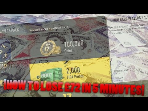 How to lose £72 in 5 minutes (видео)
