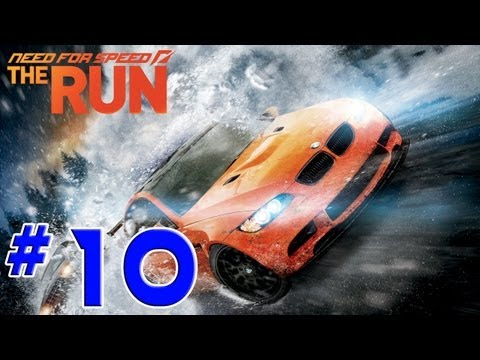 Let´s Play Need for Speed The Run Part 10 [Deutsch/HD/BLIND]
