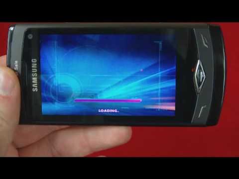 Samsung Wave S8500 - multitasking