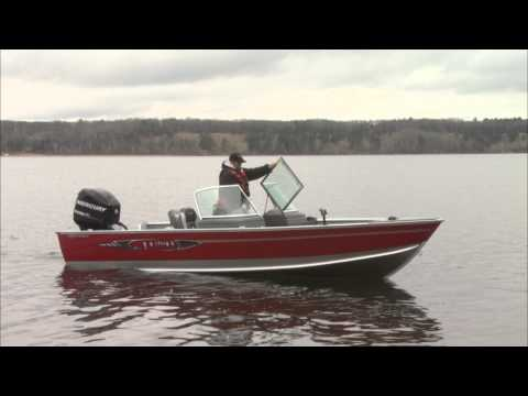 lund - They don't build boats any tougher than this. The Alaskan is engineered to get you through anything and everything. Visit Lund's website: http://lundboats.co...