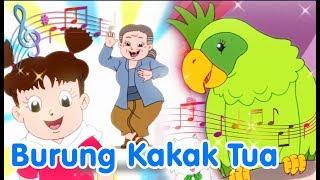 Download Video BURUNG KAKAK TUA | Diva Bernyanyi | Lagu Anak Channel MP3 3GP MP4