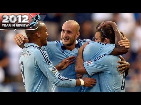 All the Sporting Kansas City 2012 Goals