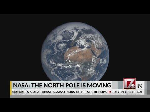 Video - Ο μαγνητικός βόρειος πόλος της Γης διέσχισε για πρώτη φορά τον μεσημβρινό του Γκρίνουιτς