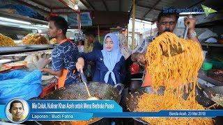 Mie Caluk, Kuliner Khas Aceh untuk Menu Berbuka Puasa