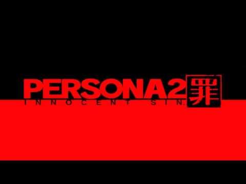Persona 2 Innocent Sin (PSP) OST - Ginko Theme
