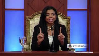 Yeni Berenice Reynoso G. en Consejo Nacional de la Magistratura