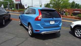 2013 Volvo XC60 T6 R-Design AWD Walkaround, Overview