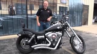 5. Pre-Owned 2010 Harley-Davidson Wide Glide