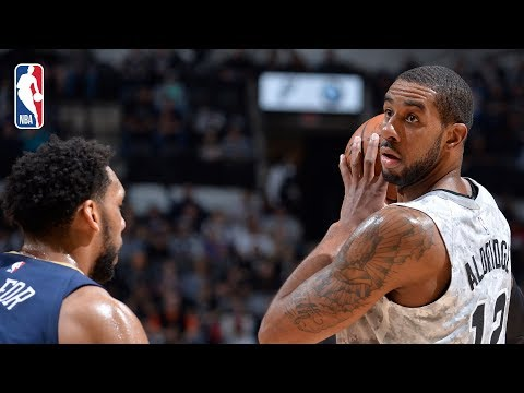 Video: Full Game Recap: Pelicans vs Spurs | New Orleans & San Antonio Go Down To The Wire