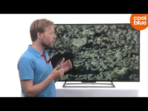 Sony R550C LED TV productvideo (NL/BE)