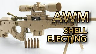 Pull to Eject | How To Make DIY Cardboard Gun