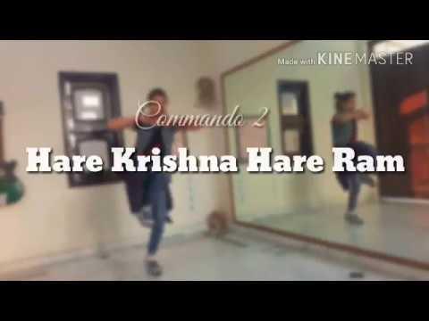 commando 2 - Hare Krishna Hare Ram| vidyut jammwal| Adah sharma| Esha gupta| armaan malik| raftaar