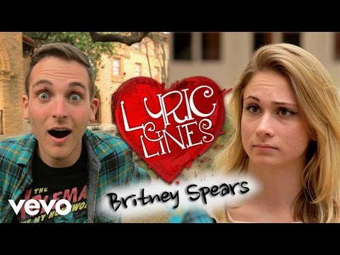 Britney Spears Lyrics Pick Up Girls? #VEVOLyricLines (Ep. 24)