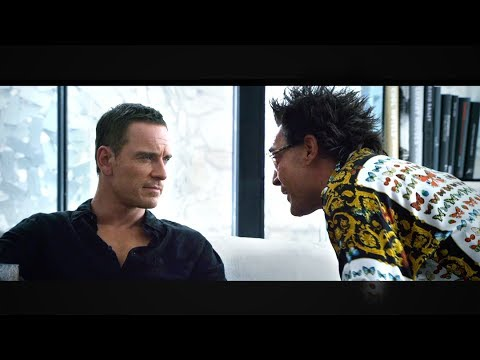 The Counselor Clip 'Bolito'