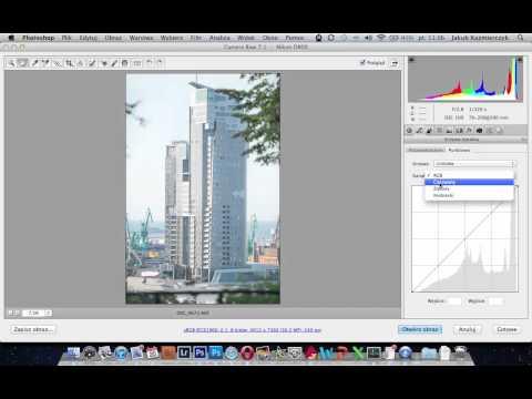 Czym zaskoczy nas nowy Adobe Camera RAW? - poradnik wideo