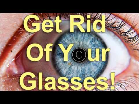 Dr. John DeWitt - How To Get Rid Of Your Glasses!