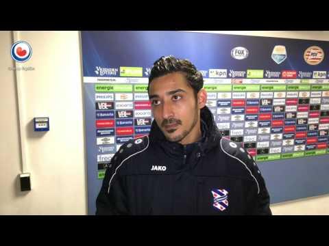 Reza Ghoochannejhad na PSV - SC Heerenveen (OF)