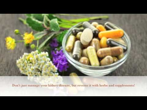 """Herbs And Supplements That Treat Kidney Damage """"Improve Kidney Damage"""""""