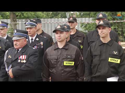 Straż Pożarna w Suwałkach. Akt erekcyjny w murze nowej komendy