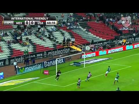 MNT vs. Mexico: Highlights – August 15, 2012