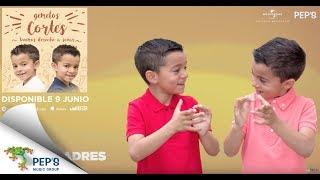 """Antonio y Paco (Gemelos Cortés) finalistas de la última edición de """"La Voz Kids"""" debutan con su álbum """"Tenemos derecho a soñar"""", disponible a partir del 9 de junio.(C) 2017 Universal Music Spain S.L.U. / Pep´s Music Group1. A Mis Padres 00:00:002. Te Quiero, Te Quiero 00:00:173. Mándame Un Guiño  00:00:304. Tenemos Derecho a Soñar 00:00:455. Olé, Olé 00:01:006. Vivir 00:01:157. Conchita La Chica Pija 00:01:308. Polos Opuestos 00:01:459. La Vendedora De Rosas 00:02:0110. Ser Feliz 00:02:1511. Cinco Hermanos 00:02:30Sigue a Gemelos Cortés en:https://twitter.com/gemeloscorteshttps://www.facebook.com/gemeloscortesoficialhttp://instagram.com/gemeloscortesSigue a tus artistas favoritos en:https://twitter.com/PepsRecordsEShttps://www.facebook.com/PepsRecordsOficialhttp://instagram.com/pepsmusicgroup"""