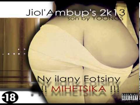 Quot Ny Ilany Fotsiny Mihetsika Quot Jiol 39 Ambup 39 S Official Audio