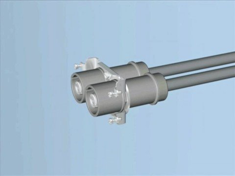 Harting Han Axial Screw Technology