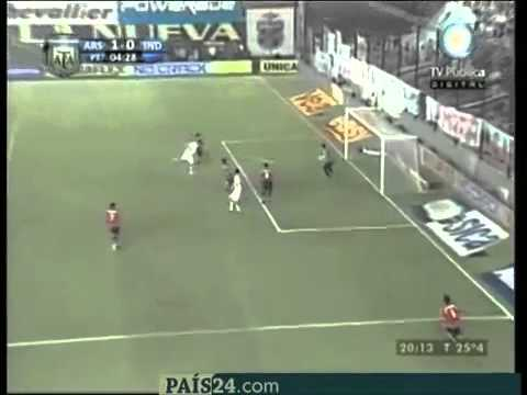 Juan Pablo Caffa - Arsenal vs Independiente - Clausura 2011