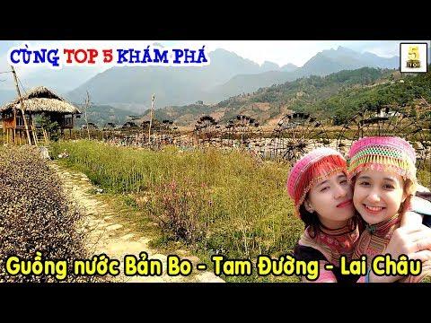 Du lịch Guồng nước Khổng Lồ Bản Bo - Tam Đường – Lai Châu có gì đặc biệt?