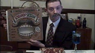 Video Screamin Sicilian Holy Pepperoni Pizza - Food Review MP3, 3GP, MP4, WEBM, AVI, FLV Juni 2018