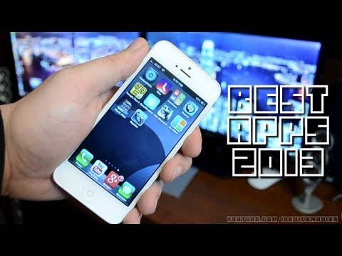 iphone App - Here are my top 10 best apps for iphone ipod and ipad of 2013. This is part 1 of my monthly series. 1: Feature Points - Get Paid Apps For FREE! http://bit.ly...